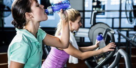 Sercon - Enfermagem - Hidratacao e exercicios fisicos